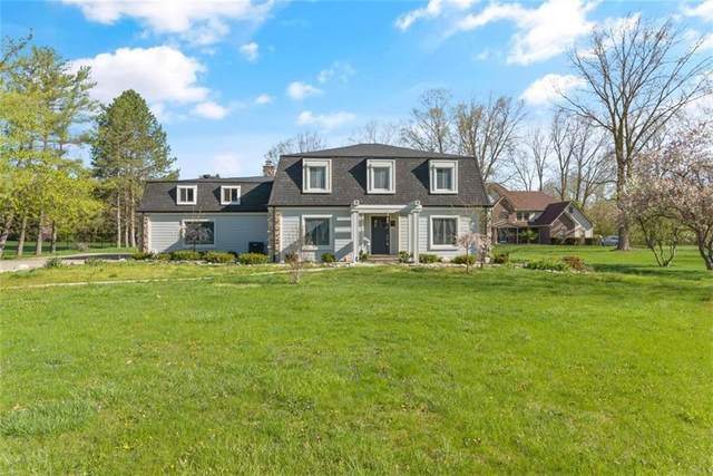 1584 W 96th Street, Indianapolis, IN 46260 (MLS #21777890) :: Mike Price Realty Team - RE/MAX Centerstone