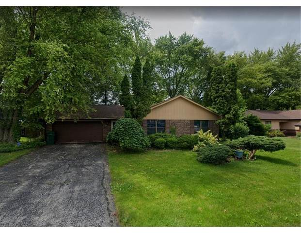 3917 Pebble Creek Drive, Indianapolis, IN 46268 (MLS #21777895) :: RE/MAX Legacy