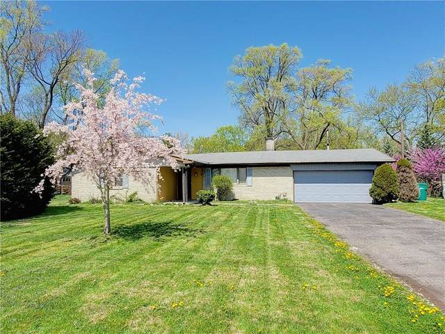 3926 W 79th Street, Indianapolis, IN 46268 (MLS #21777911) :: Anthony Robinson & AMR Real Estate Group LLC