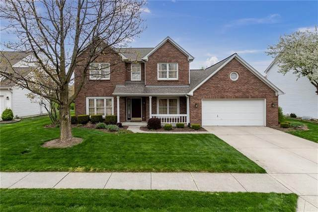 13465 Clifty Falls Drive, Carmel, IN 46032 (MLS #21777912) :: Richwine Elite Group