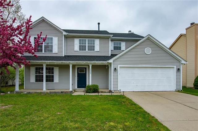 6062 Sandcherry Drive, Indianapolis, IN 46236 (MLS #21777914) :: Richwine Elite Group