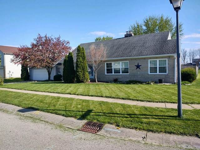 4247 Crooked Meadows Court, Indianapolis, IN 46268 (MLS #21777917) :: Mike Price Realty Team - RE/MAX Centerstone