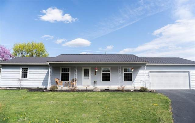 310 E Meadow Court, Greensburg, IN 47240 (MLS #21777920) :: Mike Price Realty Team - RE/MAX Centerstone