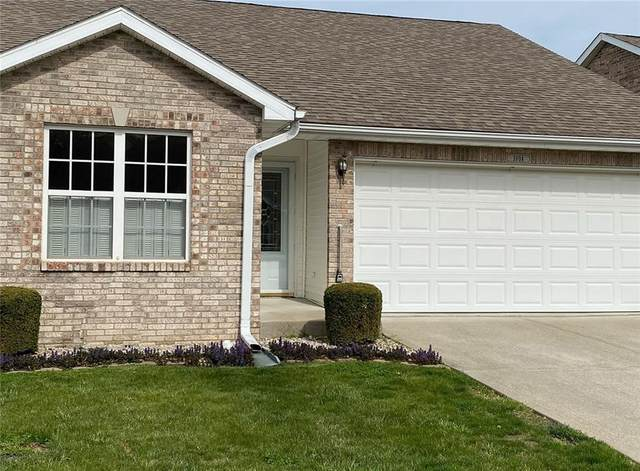 1014 E Crown Pointe Boulevard, Greensburg, IN 47240 (MLS #21777924) :: Mike Price Realty Team - RE/MAX Centerstone