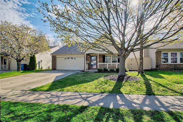 9223 Crossing Drive, Fishers, IN 46037 (MLS #21777929) :: Heard Real Estate Team | eXp Realty, LLC