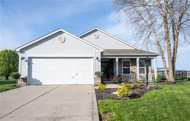 14043 Stonewood Court, Fishers, IN 46037 (MLS #21777930) :: Ferris Property Group