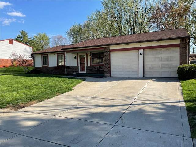 3619 Dawnwood Drive, Indianapolis, IN 46227 (MLS #21777953) :: Corbett & Company