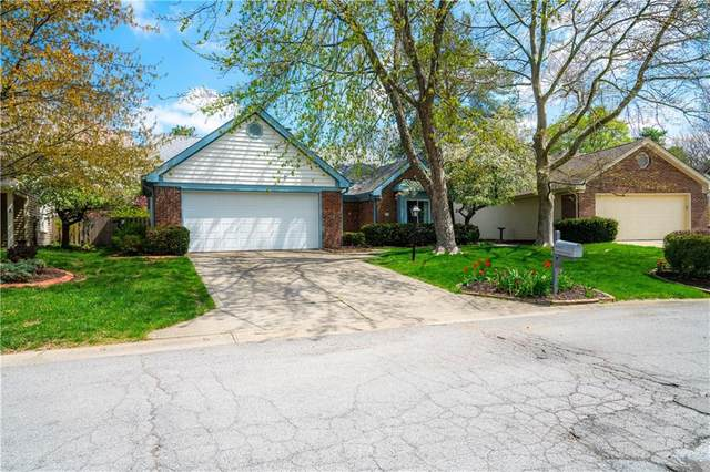 8663 Champions Drive, Indianapolis, IN 46256 (MLS #21777980) :: Heard Real Estate Team | eXp Realty, LLC