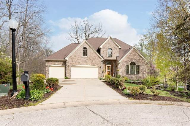 4709 Ashwood Court, Zionsville, IN 46077 (MLS #21777981) :: AR/haus Group Realty