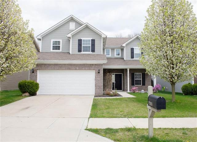 17353 Retford Drive, Westfield, IN 46074 (MLS #21777982) :: The Indy Property Source