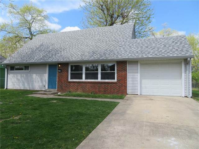 6140 E 39th Street, Indianapolis, IN 46226 (MLS #21777983) :: Richwine Elite Group