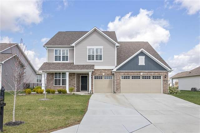 9276 Prospect Way, Avon, IN 46123 (MLS #21777987) :: AR/haus Group Realty