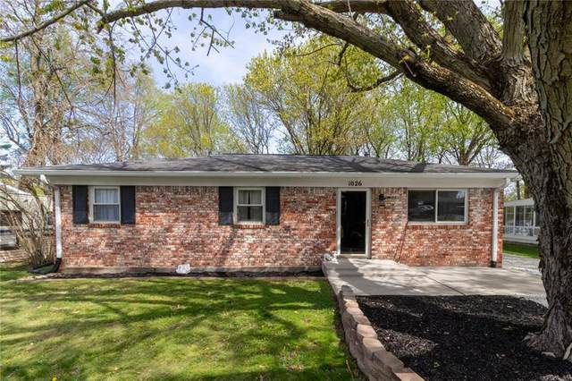 1026 W Lincoln Street, Danville, IN 46122 (MLS #21777989) :: Mike Price Realty Team - RE/MAX Centerstone