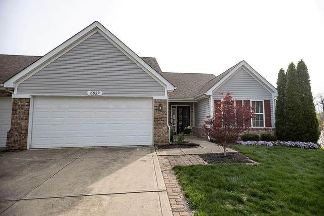 5857 Oberlies Way, Plainfield, IN 46168 (MLS #21777995) :: The Indy Property Source