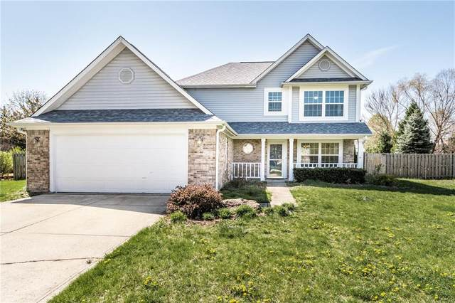 2917 Saddlehorn Drive, Carmel, IN 46033 (MLS #21777997) :: Ferris Property Group