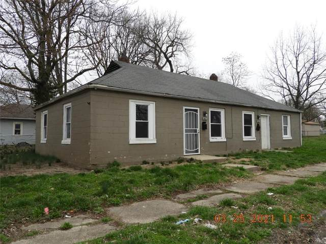 3004 E 23rd Street, Indianapolis, IN 46218 (MLS #21778000) :: Dean Wagner Realtors