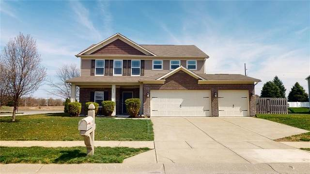 995 Farmington Trail, Brownsburg, IN 46112 (MLS #21778004) :: The Indy Property Source
