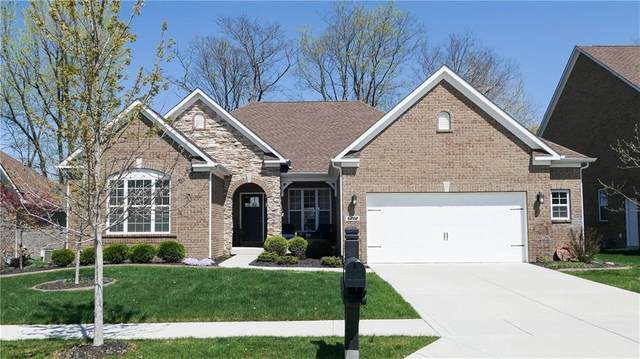 6202 Royal Alley Place, Indianapolis, IN 46237 (MLS #21778020) :: RE/MAX Legacy
