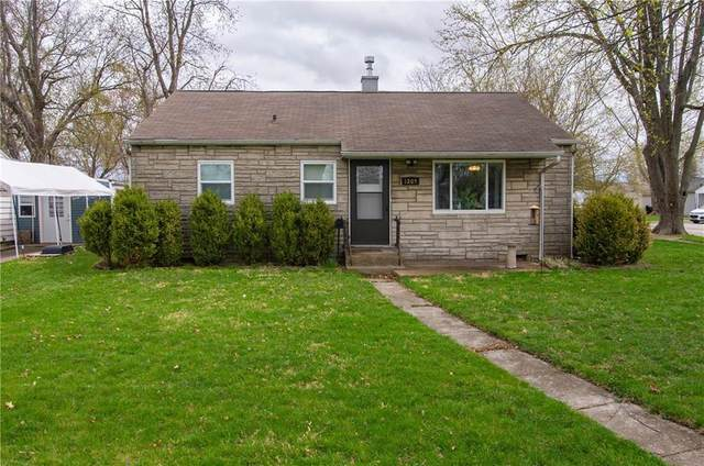 1205 Park Drive, Lebanon, IN 46052 (MLS #21778023) :: Mike Price Realty Team - RE/MAX Centerstone