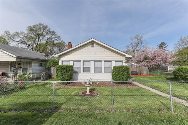 1724 N Tibbs Avenue, Indianapolis, IN 46222 (MLS #21778026) :: Ferris Property Group