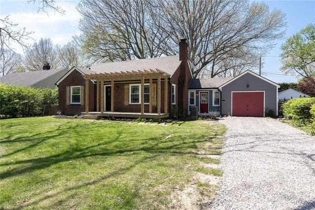 5708 Kingsley Drive, Indianapolis, IN 46220 (MLS #21778048) :: Heard Real Estate Team | eXp Realty, LLC