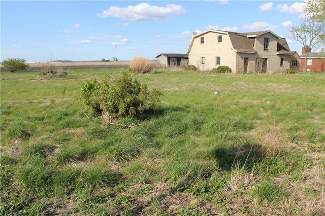 205 N County Road 1100 E, Frankfort, IN 46041 (MLS #21778053) :: The Indy Property Source