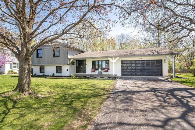 7155 Hague Road, Indianapolis, IN 46256 (MLS #21778054) :: Corbett & Company