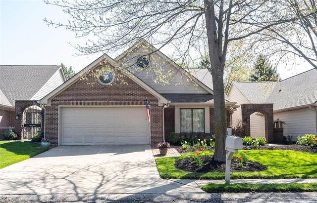 11977 Waterford Lane, Carmel, IN 46033 (MLS #21778058) :: Richwine Elite Group
