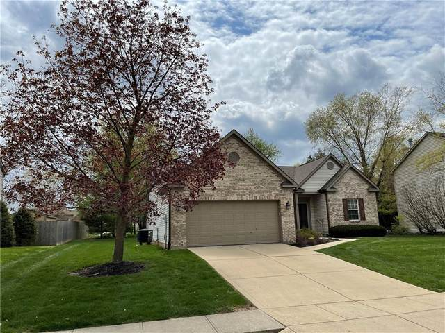 1241 Elm Grove Lane, Greenwood, IN 46143 (MLS #21778066) :: David Brenton's Team