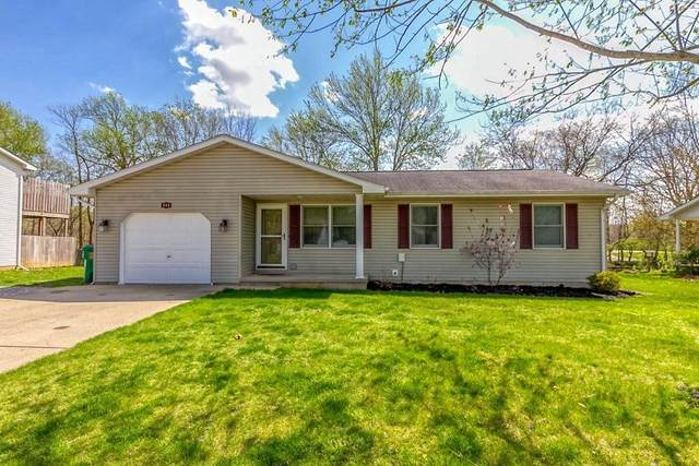 523 W Blackfoot Drive, Ellettsville, IN 47429 (MLS #21778070) :: Anthony Robinson & AMR Real Estate Group LLC