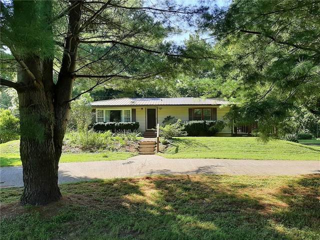 2517 E State Road 32, Crawfordsville, IN 47933 (MLS #21778071) :: Corbett & Company