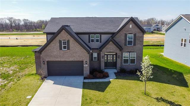 9851 Mosaic Blue Way, Indianapolis, IN 46239 (MLS #21778073) :: Heard Real Estate Team | eXp Realty, LLC