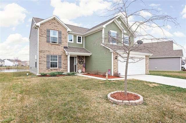 2487 Apple Tree Lane, Indianapolis, IN 46229 (MLS #21778074) :: Ferris Property Group