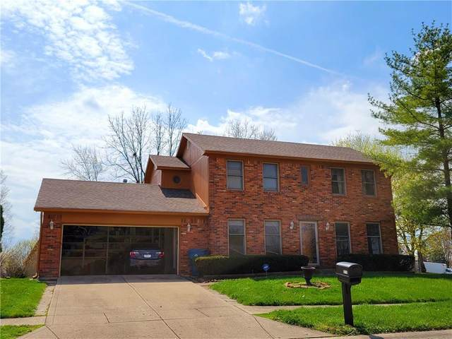 5715 Quail Road, Indianapolis, IN 46278 (MLS #21778079) :: RE/MAX Legacy