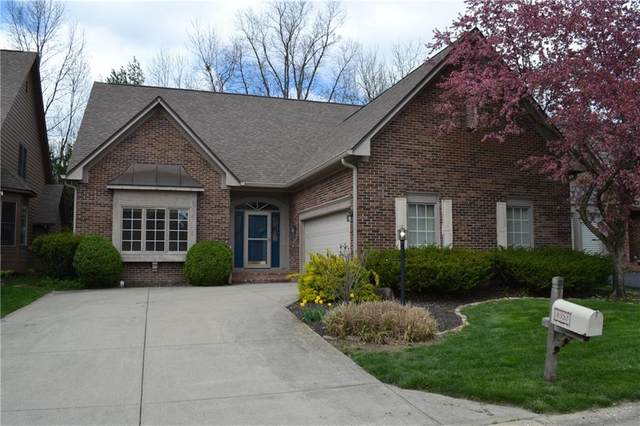 9520 Huntington Lane, Indianapolis, IN 46260 (MLS #21778080) :: Heard Real Estate Team | eXp Realty, LLC