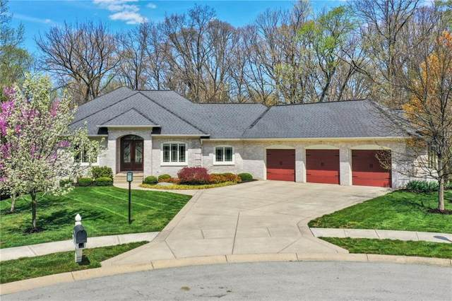 6832 W Glory Maple Drive, Mccordsville, IN 46055 (MLS #21778086) :: The Evelo Team