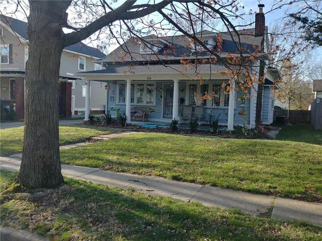 5119 Norway Drive, Indianapolis, IN 46219 (MLS #21778089) :: Anthony Robinson & AMR Real Estate Group LLC