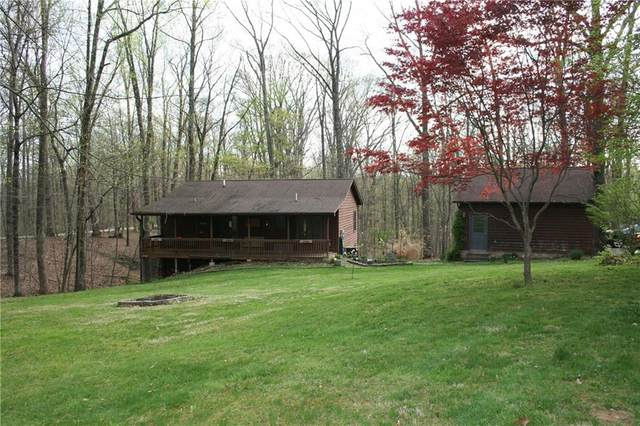 7329 Birch Drive, Nineveh, IN 46164 (MLS #21778093) :: The Indy Property Source