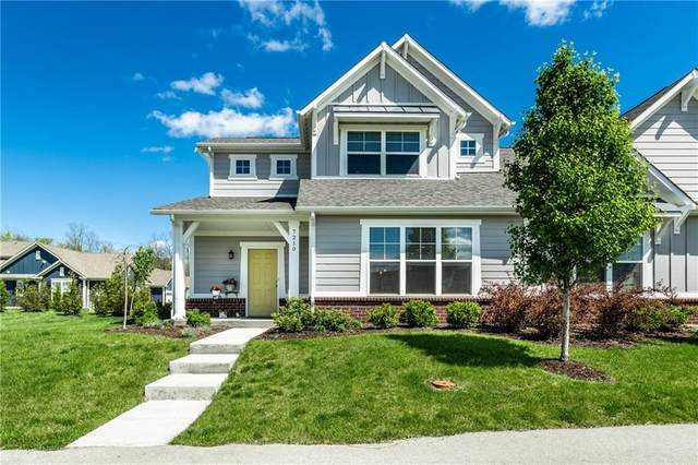 7210 Cherry Creek Boulevard, Carmel, IN 46033 (MLS #21778096) :: Heard Real Estate Team | eXp Realty, LLC