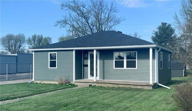 2510 S 14th Street, New Castle, IN 47362 (MLS #21778099) :: Heard Real Estate Team | eXp Realty, LLC