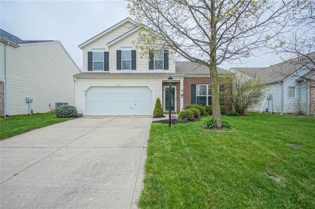 12397 River Valley Drive, Fishers, IN 46037 (MLS #21778111) :: David Brenton's Team