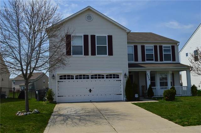 3258 Hemlock Street, Whiteland, IN 46184 (MLS #21778114) :: AR/haus Group Realty