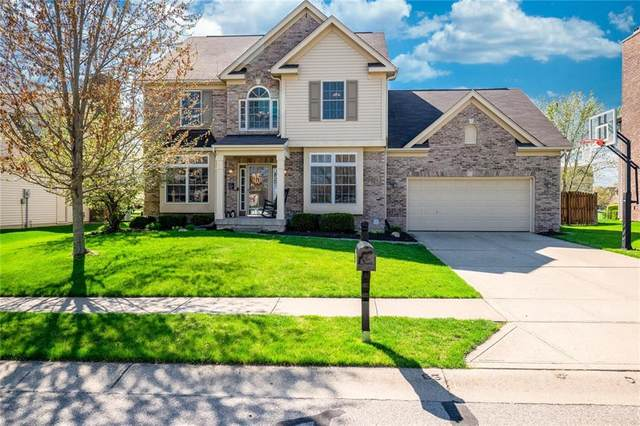 8180 North Point Drive, Brownsburg, IN 46112 (MLS #21778121) :: The Indy Property Source