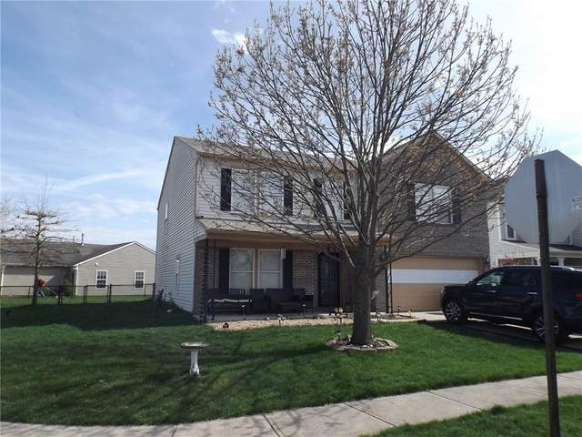 921 Westpointe Drive, Shelbyville, IN 46176 (MLS #21778126) :: The Indy Property Source