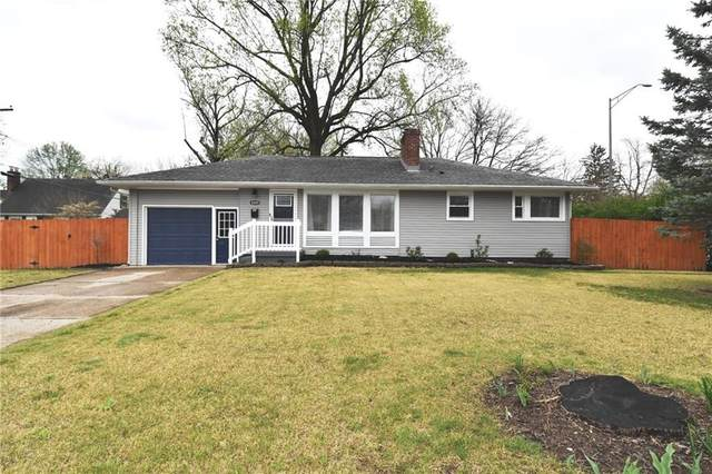 2405 E 58th Street, Indianapolis, IN 46220 (MLS #21778130) :: Heard Real Estate Team | eXp Realty, LLC