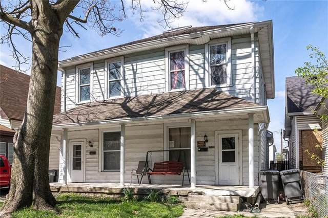 1522 S Alabama Street, Indianapolis, IN 46225 (MLS #21778132) :: The Evelo Team
