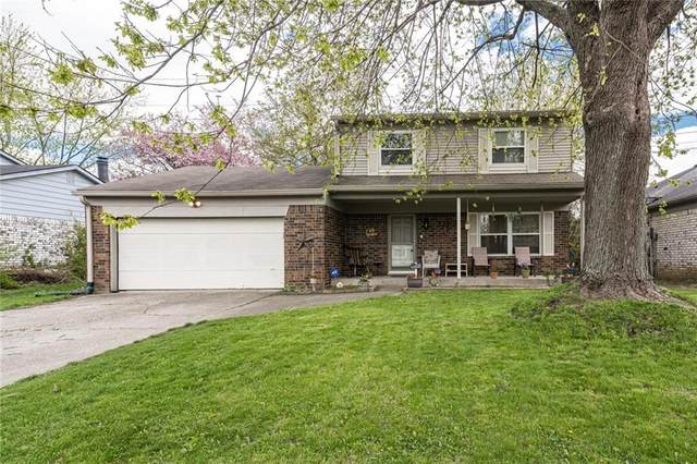 5429 Antoneli Lane, Indianapolis, IN 46237 (MLS #21778133) :: Anthony Robinson & AMR Real Estate Group LLC