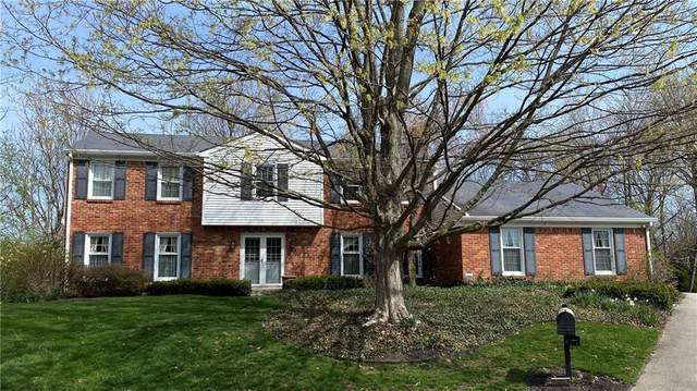 7548 Cape Cod Lane, Indianapolis, IN 46250 (MLS #21778142) :: Mike Price Realty Team - RE/MAX Centerstone