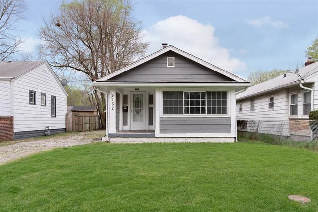 5132 Rosslyn Avenue, Indianapolis, IN 46205 (MLS #21778147) :: RE/MAX Legacy