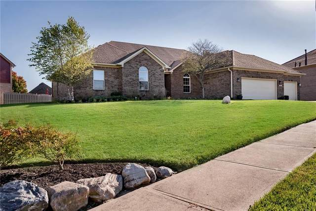 11051 Sarazen Lane, Indianapolis, IN 46239 (MLS #21778155) :: Mike Price Realty Team - RE/MAX Centerstone